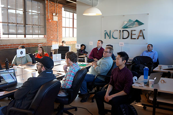 NC IDEA LABS, a four-week program for entrepreneurs going through customer discovery and assumption validation.